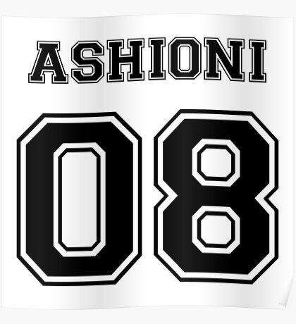 Spirited Away - Ashioni Varsity Poster