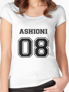 Spirited Away - Ashioni Varsity Women's Fitted Scoop T-Shirt