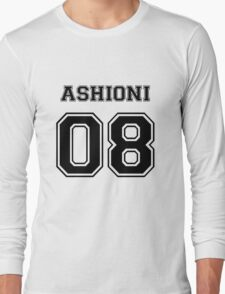 Spirited Away - Ashioni Varsity Long Sleeve T-Shirt