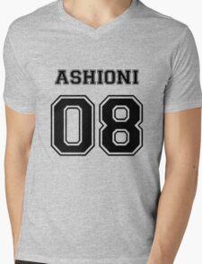 Spirited Away - Ashioni Varsity Mens V-Neck T-Shirt