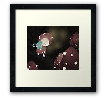 Carrying you Home Framed Print