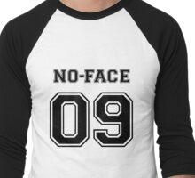 Spirited Away - No Face Varsity Men's Baseball ¾ T-Shirt