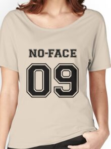 Spirited Away - No Face Varsity Women's Relaxed Fit T-Shirt