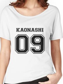 Spirited Away - No Face Varsity V2 - Kaonashi Women's Relaxed Fit T-Shirt