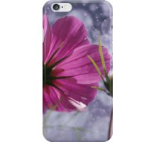 Cosmea Blume iPhone Case/Skin