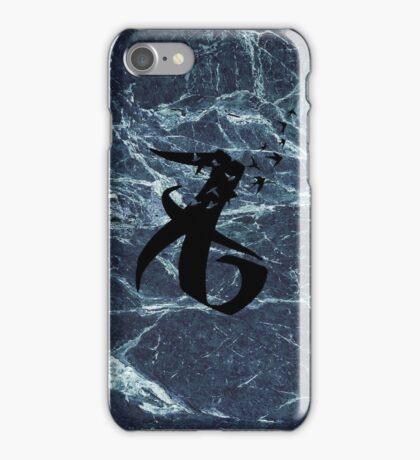 marbel love rune iPhone Case/Skin
