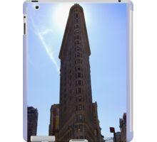 Flat Iron Building iPad Case/Skin