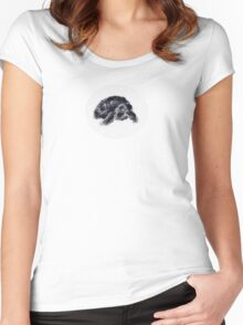 Thumbtoise Women's Fitted Scoop T-Shirt