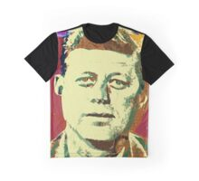 JFK-2A Graphic T-Shirt