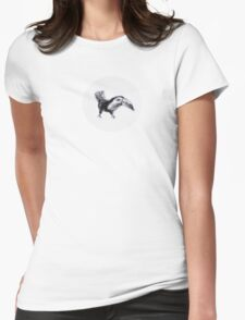 Thumboucan Womens Fitted T-Shirt