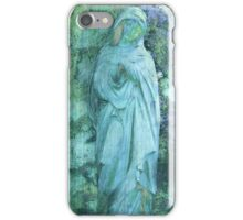 Mary Wept iPhone Case/Skin