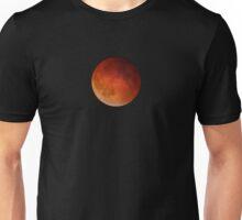 Lunar Eclipse Begins to Wane Unisex T-Shirt