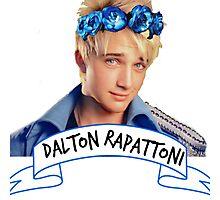 Dalton Rapattoni Flower Crown (American Idol) (IM5) (Fly Away Hero) Photographic Print