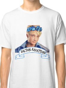 Dalton Rapattoni Flower Crown (American Idol) (IM5) (Fly Away Hero) Classic T-Shirt