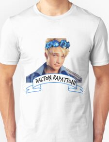 Dalton Rapattoni Flower Crown (American Idol) (IM5) (Fly Away Hero) Unisex T-Shirt