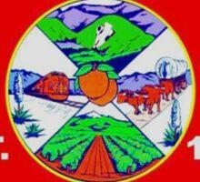 San Bernardino City Fire Sticker