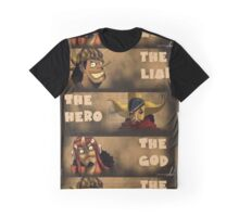 manga, anime -one piece- Graphic T-Shirt