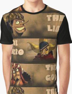 manga, anime -one piece- Graphic T-Shirt