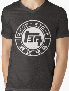 Toyota Engine Mens V-Neck T-Shirt