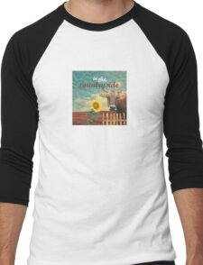 In the countryside Men's Baseball ¾ T-Shirt