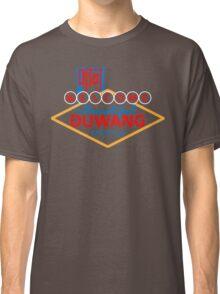 Welcome to Beautiful Duwang - 啊 edition Classic T-Shirt