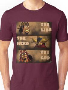 manga, anime -one piece- Unisex T-Shirt