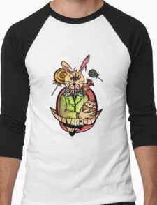 Easter Men's Baseball ¾ T-Shirt