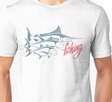 sea fishing Unisex T-Shirt