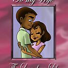 """""""For the Love of My Life"""" Card by treasured-gift"""