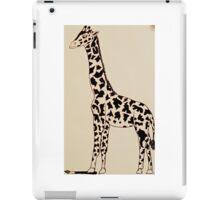 Worldly Winona iPad Case/Skin