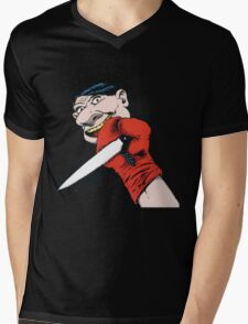 My War by Black Flag Mens V-Neck T-Shirt