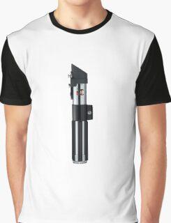 Star Wars Darth Vader Lightsaber Hilt Graphic T-Shirt