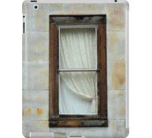 Lace Curtain iPad Case/Skin