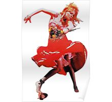 She's So Unusual by Cyndi Lauper Poster
