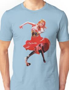 She's So Unusual by Cyndi Lauper Unisex T-Shirt