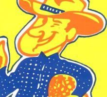 Vintage Plantation Nuts decal Sticker
