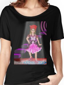 Ramp dress on stage Women's Relaxed Fit T-Shirt
