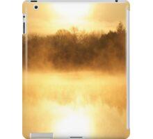 Brush Creek Spring Sunrise iPad Case/Skin