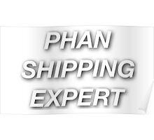 Phan Shipping Expert Poster