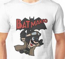 Bat-Mario Unisex T-Shirt
