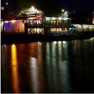 Bristol at Night by ruleamon