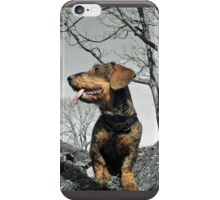 Out for Groundhogs....... iPhone Case/Skin