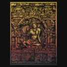 THE BODHISATTVA BOROBUDUR JAVA by Larry Butterworth