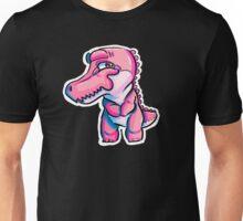 Pink Alligator  Unisex T-Shirt