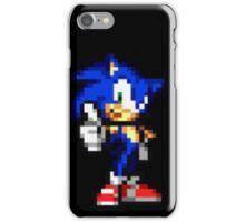 Sonic The Hedgehog Sprite iPhone Case/Skin