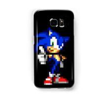 Sonic The Hedgehog Sprite Samsung Galaxy Case/Skin