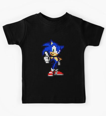 Sonic The Hedgehog Sprite Kids Tee