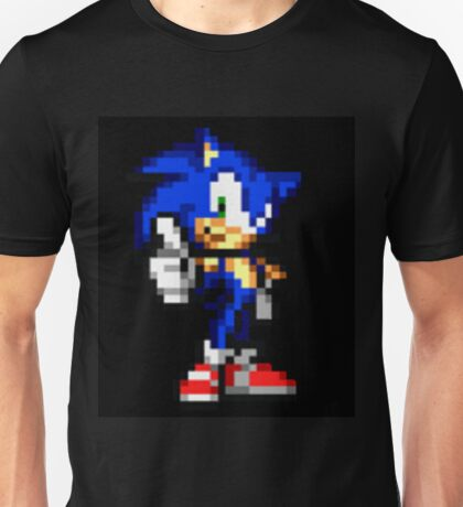 Sonic The Hedgehog Sprite Unisex T-Shirt