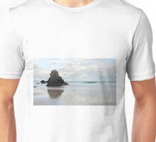 Sea Stack on Sango Beach Unisex T-Shirt