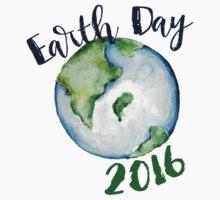 Earth Day 2016 Kids Tee